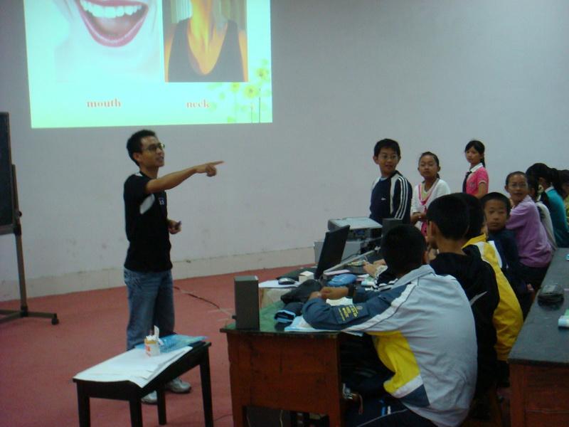 德宏州初中英语课堂教学竞赛暨初中英语教师培训成功